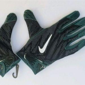 Nike EAGLES Vapor Knit Football Gloves PGF487 NFL